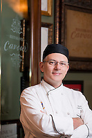 Enrico Glaudo is a global culinarian with more than 35 years of experience. As Executive Chef of Ristorante Cavour,  Glaudo leads all dining operations at the renowned jewel of the Granduca Hotels hospitality group. Ristorante Cavour features authentic Northern Italian cuisine.