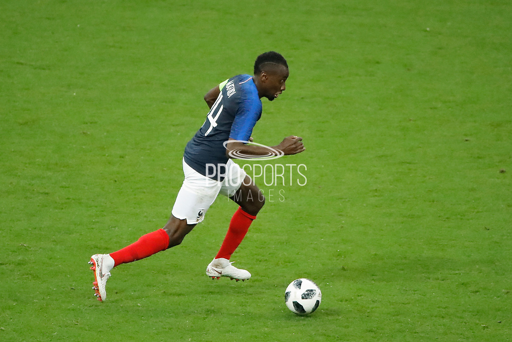 Blaise MATUIDI (FRA) during the FIFA Friendly Game football match between France and Republic of Ireland on May 28, 2018 at Stade de France in Saint-Denis near Paris, France - Photo Stephane Allaman / ProSportsImages / DPPI