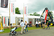 Royal Highland Show 2016, Ingliston, Edinburgh. PAYMENT TO CRAIG STEPHEN - 07905 483532<br /> <br />  The Egger Stand at the Royal Highland Show 2016