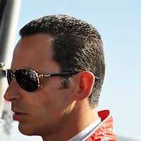 Hélio Castroneves at Indycar 2012