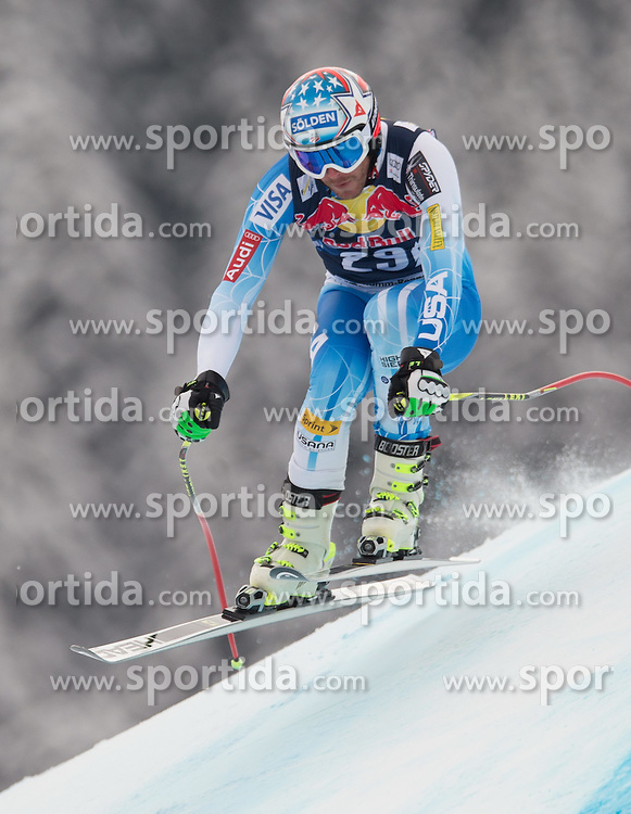 20.01.2015, Streif, Kitzbuehel, AUT, FIS Ski Weltcup, Abfahrt, Herren, 1. Training, im Bild Bode Miller (USA) // Bode Miller of the USA in action during first practice run for the mens Downhill of Kitzbuehel FIS Ski Alpine World Cup at the Streif Course in Kitzbuehel, Austria on 2015/01/20. EXPA Pictures © 2015, PhotoCredit: EXPA/ Johann Groder