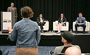 Marijuana Business Daily's MJBizConNEXT convention and trade show at the New Orleans Morial Convention Center on May 10, 2018; Anne Holland Enterprises