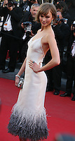 Karlie Kloss at The Immigrant film gala screening at the Cannes Film Festival Friday 24th May May 2013