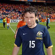 NLD/Rotterdam/20060604 - Vriendschappelijke wedstrijd Nederland - Australie, Mark van Bommel