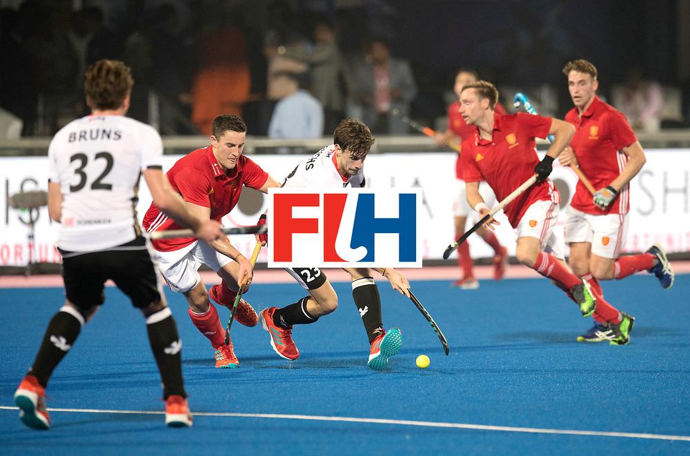 Odisha Men's Hockey World League Final Bhubaneswar 2017<br /> Match id:01<br /> Germany v England<br /> Foto:  Florian Fuchs.<br /> WORLDSPORTPICS COPYRIGHT FRANK UIJLENBROEK