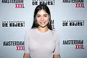 2018-03-20. De Bajes, Amsterdam. Lancering 6e editie van Amsterdam XXXL. Op de foto: