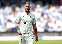 Ben Stokes of England - Mandatory by-line: Robbie Stephenson/JMP - 08/07/2017 - CRICKET - Lords - London, United Kingdom - England v South Africa - Investec Test Series