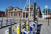 Torino quartiere Borgo San Paolo OGR