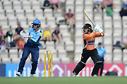 /v12b during the Women's Cricket Super League match between Southern Vipers and Yorkshire Diamonds at the Ageas Bowl, Southampton, United Kingdom on 8 August 2018.