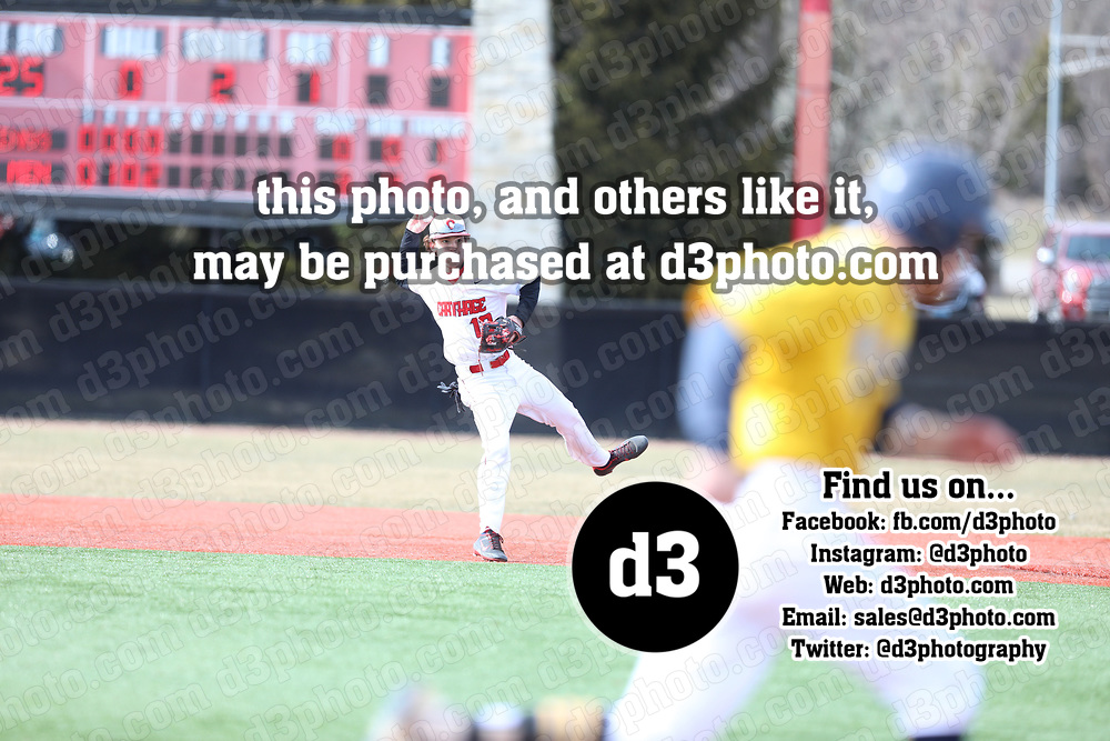 Baseball: Carthage College Red Men vs. Augustana College (Illinois) Vikings