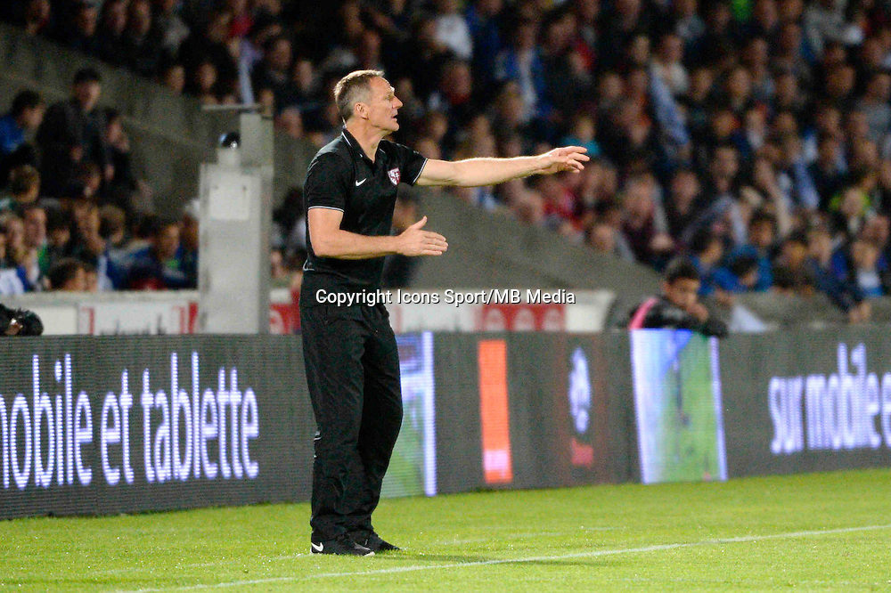 Albert CARTIER - 25.04.2015 - Bordeaux / Metz - 34eme journee de Ligue 1<br />Photo : Caroline Blumberg / Icon Sport