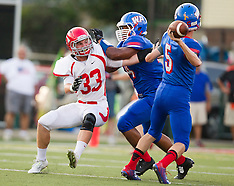 09/05/14 HS Football Bridgeport vs. Wheeling Park