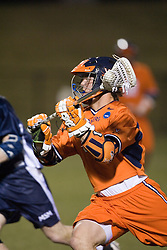 Virginia Cavaliers M Brian Carroll (36)<br /> <br /> The Virginia Cavaliers Men's Lacrosse Team defeated Mount St. Mary's 23-6 at Kl?ckner Stadium in Charlottesville, VA on March 13, 2007.