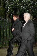 NORMAN LAMONT, Sir David and Lady Carina Frost annual summer party, Carlyle Sq. London. 5 July 2007  -DO NOT ARCHIVE-© Copyright Photograph by Dafydd Jones. 248 Clapham Rd. London SW9 0PZ. Tel 0207 820 0771. www.dafjones.com.