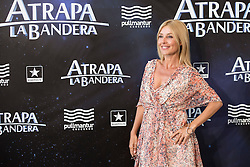 "26.08.2015, Kinepolis Cinema, Madrid, ESP, Atrapa la Bandera, Premiere, im Bild Actress Cayetana Guillen Cuervo attends to the photocall // during the premiere of spanish cartoon 'Capture The Flag"" at the Kinepolis Cinema in Madrid, Spain on 2015/08/26. EXPA Pictures © 2015, PhotoCredit: EXPA/ Alterphotos/ BorjaB.hojas<br /> <br /> *****ATTENTION - OUT of ESP, SUI*****"