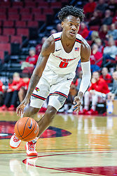 NORMAL, IL - December 18: DJ Horne during a college basketball game between the ISU Redbirds and the UIC Flames on December 18 2019 at Redbird Arena in Normal, IL. (Photo by Alan Look)