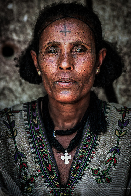Ethiopia has the worst access to drinking water in the world. Just 44% of the population have it. Raya-Mehoni, Ethiopia.