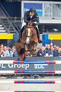 James Billington - Harwich VDL<br /> FEI WBFSH World Breeding Jumping Championships for Young Horses 2017<br /> © DigiShots