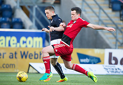 Falkirk 1 v 1 Ayr United, Scottish Championship game played 14/1/2017at The Falkirk Stadium .