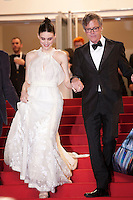 Actress Rooney Mara, Director Todd Haynes at the gala screening for the film Carol at the 68th Cannes Film Festival, Sunday May 17th 2015, Cannes, France.