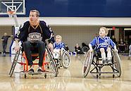 OKC Barons vs Oklahoma Blaze Wheelchair Basketball - 2/19/2013