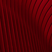 The Roll of the Red Curve - The curves softly roll bending back and forth. Creating a crevice which holds its treasure.