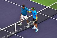 Federer versus Nadal