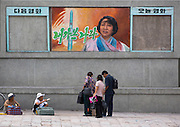 I&rsquo;m 20, I&rsquo;m North Korean<br /> <br /> Miss Kim is 20. She lives in Pyongyang, North Korea's display window. She's studying<br /> English. First of her class, she was lucky enough to come with me during my 6th trip to<br /> North Korea as an assistant guide. She had never previously left Pyongyang. It was a<br /> unique opportunity for her to visit her own country and to get to meet and speak to a<br /> foreigner. She was shy at first, but became quite talkative as the days went on, and<br /> describe to me the everyday lives of young North Koreans. Without ever crossing over<br /> the Party line...<br /> Small chats between friends who will never meet again&hellip;<br /> <br /> <br /> -Do you know Michael Jackson? -I have heard of him, yes.<br /> -And Lady Gaga?<br /> -I don&rsquo;t know who he is, no...<br /> <br /> -Why doesn&rsquo;t English or American pop music reach your country?<br /> -Mr Eric, because it is not what we like to listen to... But we know Mozart, Bach and Beethoven!<br /> <br /> -Why do boys and girls not dance together?<br /> -They are shy, do you dance with girls that you don&rsquo;t know Mr.Eric?<br /> <br /> -What is the criteria for beauty in North Korea?<br /> -Mr Eric, a woman should have big eyes, a high nose, a small mouth and a white skin, and she should not be skinny. Women in North Korea are truely beautiful flowers.<br /> <br /> -Do women find Kim Jong Un handsome? -Mr Eric, that&rsquo;s an outrageous question.<br /> <br /> -Nobody dyes their hair in North Korea?<br /> -No. We need to respect the haircut regulation, we have a lot of choice! -But don&rsquo;t you want to have the haircut you want?<br /> -No, that&rsquo;s the last thing we&rsquo;re concerned about.<br /> <br /> -Do you have any idea of the lastest European fashions? -No, Mr. Eric.<br /> -Young people buy jeans in which there are holes. -Holes?<br /> -Yes, they buy worn jeans or which have been ripped. -I don't believe you Mr.Eric, you are joking.<br /> <br />  -Do you know the name of this character on the tshirt? -No Mr Eric. It's just a mouse. It&rsquo;s Chinese!<br /> <br /> <br /> -Is this a computer, Mr Eric?<br /> -No.This is an ipad. You can listen to music, watch videos, and check emails.<br /> -Really?<br /> -It even has an applicatio