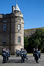 Reception at Palace of Holyroodhouse - 03 July 2018