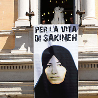 Per la vita di Sakineh