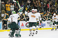 Clarkson vs. Vermont men's hockey 10/08/16