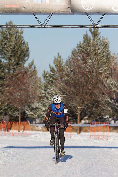Team S+M rider Beth-Ann Orton.  ©Brian Nelson