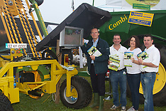 Mac VA And Simon Coveney at National Ploughing Championships, at Ratheniska, Co. Laois.