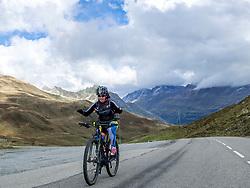 16-09-2017 FRA: BvdGF Tour du Mont Blanc day 7, Beaufort<br /> De laatste etappe waar we starten eindigen we ook weer na een prachtige route langs de Mt. Blanc / Beatriz