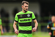 Forest Green Rovers Christian Doidge(9) during the EFL Sky Bet League 2 match between Forest Green Rovers and Yeovil Town at the New Lawn, Forest Green, United Kingdom on 16 February 2019.