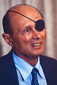 Moshe Dayan - Israeli Defense Minister