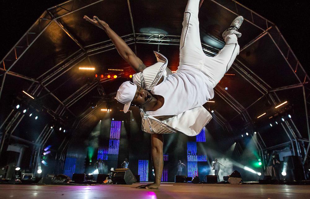 Timomatic @ Australia Celebrates Concert 2013, Canberra