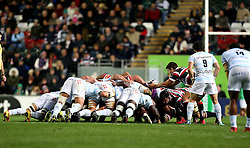 - Mandatory by-line: Robbie Stephenson/JMP - 23/10/2016 - RUGBY - Welford Road Stadium - Leicester, England - Leicester Tigers v Racing 92 - European Champions Cup