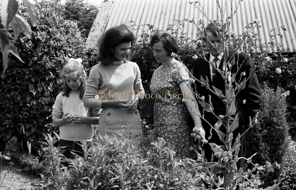 Jackie Kennedy in Waterford/Wexford.28.06.1967