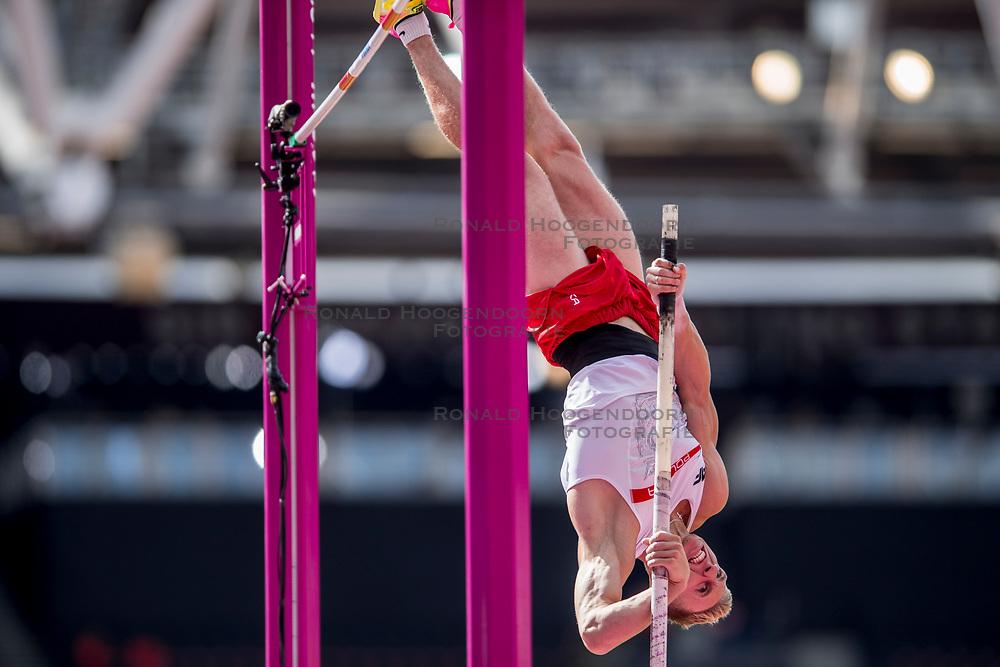 06-08-2017 IAAF World Championships Athletics day 3, London