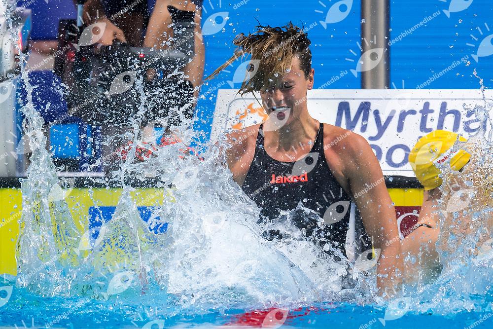 PELLEGRINI Federica ITA gold medal<br /> swimming<br /> Women's 200m freestyle final<br /> day 13 26/07/2017 <br /> XVII FINA World Championships Aquatics<br /> Photo &copy; Giorgio Perottino/Deepbluemedia/Insidefoto