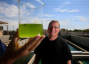 CEO of PetroSun, Gordon LeBlanc Jr. is third generation oil family. He is now trying to produce oil  from algae, as it is better for the environment.
