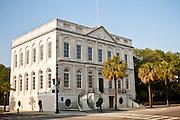 Charleston City Hall Broad Street Charleston, SC.