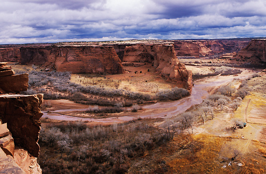 Canyon de Chelly National Monument; Chinle, AZ