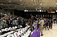 January 18, 2018 - Greenville, South Carolina - Timmons Arena: ETSU guard Desonta Bradford (1)<br /> <br /> Image Credit: Dakota Hamilton/ETSU