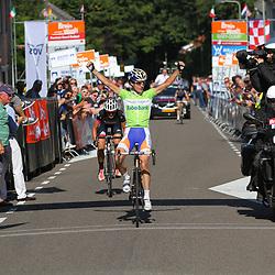 Brainwash Ladiestour Bune-Berg en Terblijt Marianne Vos wins final stage
