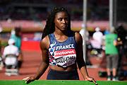 Amanda Ngandu-Ntumba (FRA) during the IAAF World U20 Championships 2018 at Tampere in Finland, Day 1, on July 10, 2018 - Photo Julien Crosnier / KMSP / ProSportsImages / DPPI