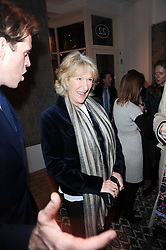 ANNABEL ELLIOT at the opening of Luke Irwin's showroom at 22 Pimlico Road, London SW1 on 24th November 2010.