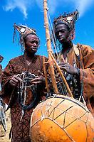 Mali - Sofara - Griots - Musiciens traditionnels
