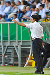 29.05.2011, Rhein-Neckar-Arena, Sinsheim, GER, LS FSP, Deutschland (GER) vs Uruguay (UY), im Bild Headcoach Joachim Loew of Germany during the Football Friendly Ship betweem Germany and Uruguay  for the Rhein-Neckar-Arena in Sinsheim, Germany, 2011/05/29, EXPA Pictures © 2011, PhotoCredit: EXPA/ nph/  Roth       ****** out of GER / SWE / CRO  / BEL ******